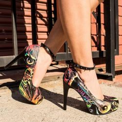 [Iron Fist Clothing] Carl Platforms just added to our DEALZ section!