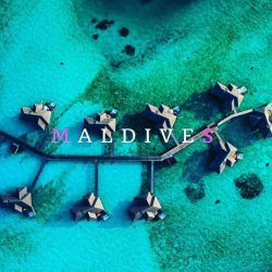 [Pink Parlour] A summer paradise lies in South Asia, Maldives , an ultimate summer destination.