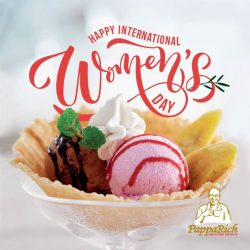 [PappaRich] Happy International Women's Day!