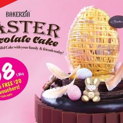 [BAKERZIN] Looking for a true showstopper for your Easter meal, or a fantastic ending to your Easter feast?