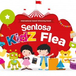 [Eden Forever] Come down to Sentosa KidZ Flea and support the little Play-trepreneur.