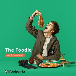 [foodpanda] myFPstyle - Chance to win $50 worth of foodpanda vouchers!
