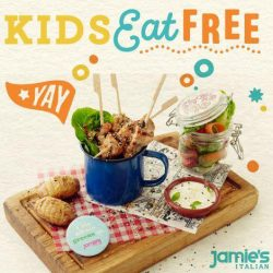 [Jamie's Italian] Treat the little ones today!