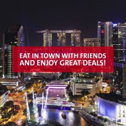[OCBC ATM] Want to catch up with friends?