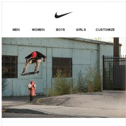 [Nike] Your Sessions Deserve the Best Gear