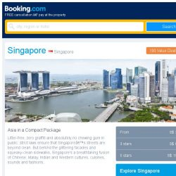 [Booking.com] Singapore and Genting Highlands – great last-minute deals from S$ 14
