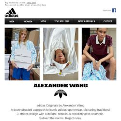 [Adidas] adidas Originals by Alexander Wang – Collection out now