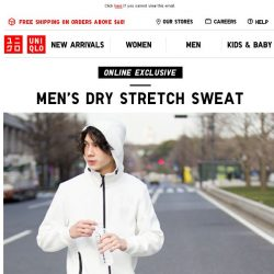 [UNIQLO Singapore] LAST DAY! Online Exclusive Offers end today