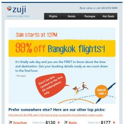 [Zuji] And the secret destination at 99% off is….