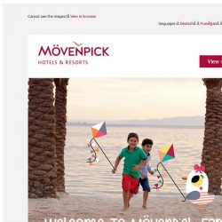 [Mövenpick Hotels & Resorts] Welcome to Mövenpick Family