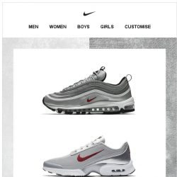 [Nike] Silver Pack: Featuring the Nike Air Max 97 OG