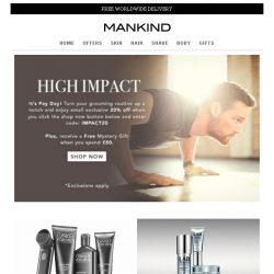 [Mankind] High Impact Exclusive
