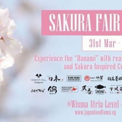 Japan Food Town: Sakura Fair 2017