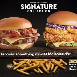 McDonald's: NEW Buttermilk Crispy Chicken Burger added to The Signature Collection!