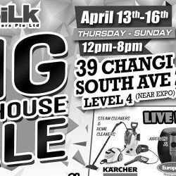Parisilk: Big Warehouse Sale with Deals on Home Appliances & Electronics from Bosch, Brandt, Fisher & Paykel & More!