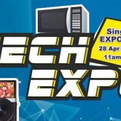 Harvey Norman: Tech Expo 2017 with Never Before Marked Down Prices!