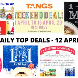 BQ's Daily Top Deals: POPULAR Warehouse Sale, Top Events Happening at Singapore Expo, 1-for-1 Admission to Snow City, Robinsons Closed Door Event & More!