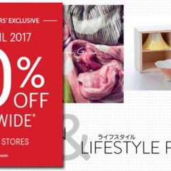 Isetan: 10% OFF Storewide Exclusively for Isetan Cardmembers!