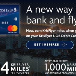 UOB: Sign up for the NEW KrisFlyer UOB account at UOB Plaza & receive 1000 KrisFlyer miles & a free Dome coffee!