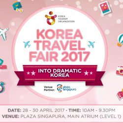 Plaza Singapura: Korea Travel Fair 2017
