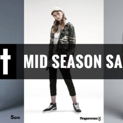 i.t Labels: Mid-Season Sale Up to 50% OFF Selected izzue, 5cm and fingercroxx items + Additional 20% OFF with $200 Spend!