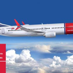 Changi Airport: Low Cost Airline Norwegian to Launch Non-Stop Flights to London from just S$199!