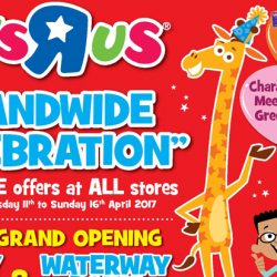 "Toys ""R"" Us: 50% OFF Offers Islandwide!"
