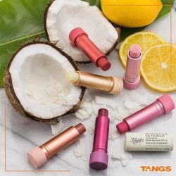 [Tangs] Butter up with Kiehl's latest tinted lip treat!