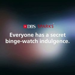[DBS Bank] Thanks for all your BingeWatchSparks pics!