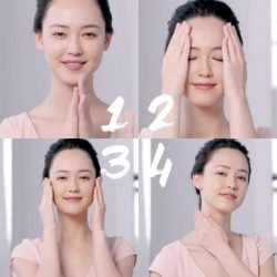 [Clarins] Radiant, glowing skin in just a few steps.