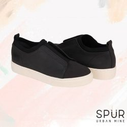 [SPUR] Unwind from the long week with this ultra-comfy plimsolls.