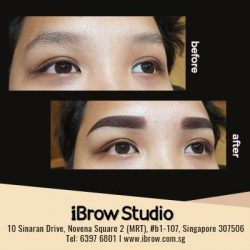 [iBrow Studio] Do know that your eyebrow is known to be the most important facial feature?