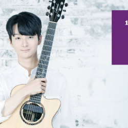 [FRANK by OCBC] Sungha Jung - the YouTube sensation from South Korea is all set to swoon you away with his mad guitar skills