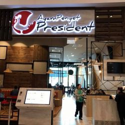 [Ayam Penyet President] Our newest outlet is open at JCube 01-05,  2 Jurong East Central 1, Singapore 609731.
