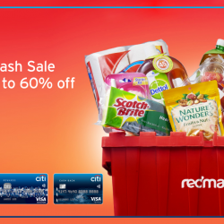 [Citibank ATM] RedMart 3 days Flash Sale is here!