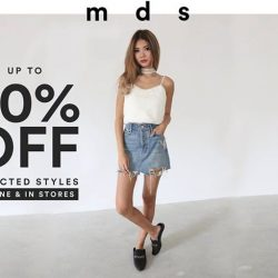 [MDSCollections] Up to 70% off selected styles.