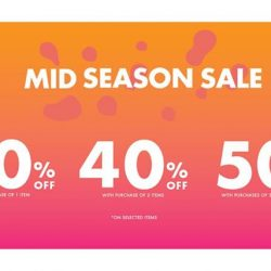 [Orchard Central] The Mid Season Sale has begun!