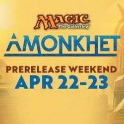 [Funco Gamez] Magic The Gathering: Amonkhet Prerelease Weekend ~!
