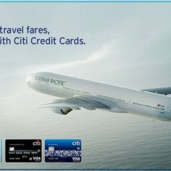Cathay Pacific: Special Economy Class Fares from $188 All-Inclusive with Citi Cards