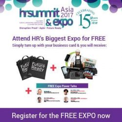 [MPH] Attend HR's biggest Expo for FREE Prize draws, free HR Packs, free Expo Power Talks for your personal development