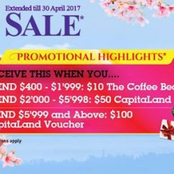 [YAMAHA MUSIC SQUARE] Yamaha Spring Sale Highlight:Did you know that you will receive a $10 The Coffee Bean Card on us when