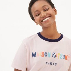 [Kapok Tools] the latest women's collection from MAISON KITSUNÉ is at once effortless and relaxed, energetic and playful, offering the ideal