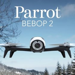 [Gifts Greetings] The sky is the limit with the arrival of Parrot BEBOP 2 Drone!