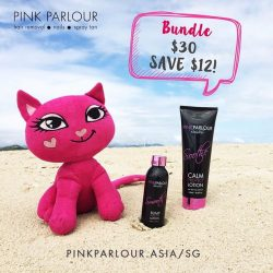 [Pink Parlour] Get yourself protected!