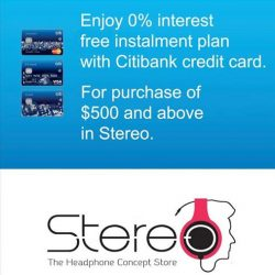 [Stereo] Buy now, Pay later!