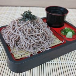 [ISURAMUYA JAPANESE RESTAURANT & MARKET PLACE] Made from buckwheat noodles, Soba is not only one of the most healthiest noodle type, it is also gluten-free