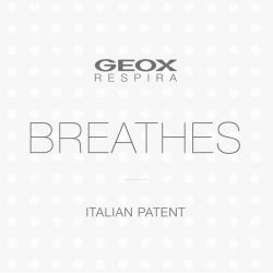 [GEOX] Timeless footwear injected with futuristic technology.