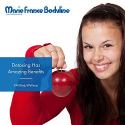 [Marie France Bodyline] With all the toxins we are exposed to on a daily basis, taking stock of our meal plans and detoxing