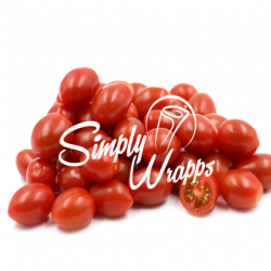 [Simply Wrapps] Cherry TomatoesTomatoes are the fruits of the tomato plant, but they are used as a vegetable in cooking.