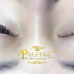 [The Prestige Eyebrow & Lash Specialist] Save time in applying mascara for longer, fuller lashes by getting eyelash extensions instead.